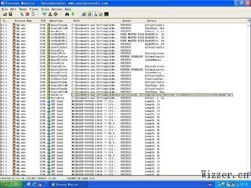 """微软Process Monitor证实""""窥私门""""事件(组图)"""